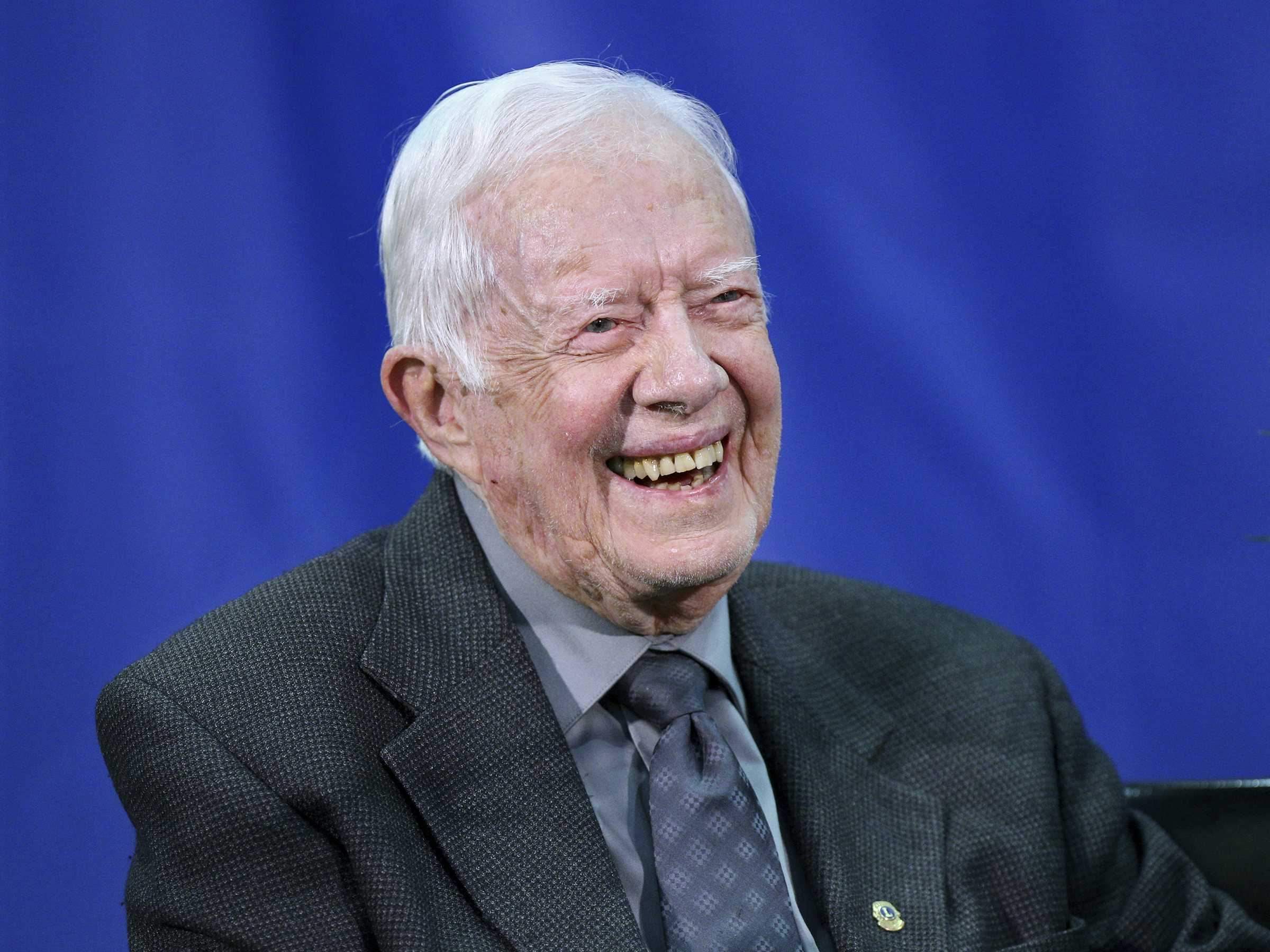 Jimmy Carter Finds a Renaissance in 2020 Democratic Scramble