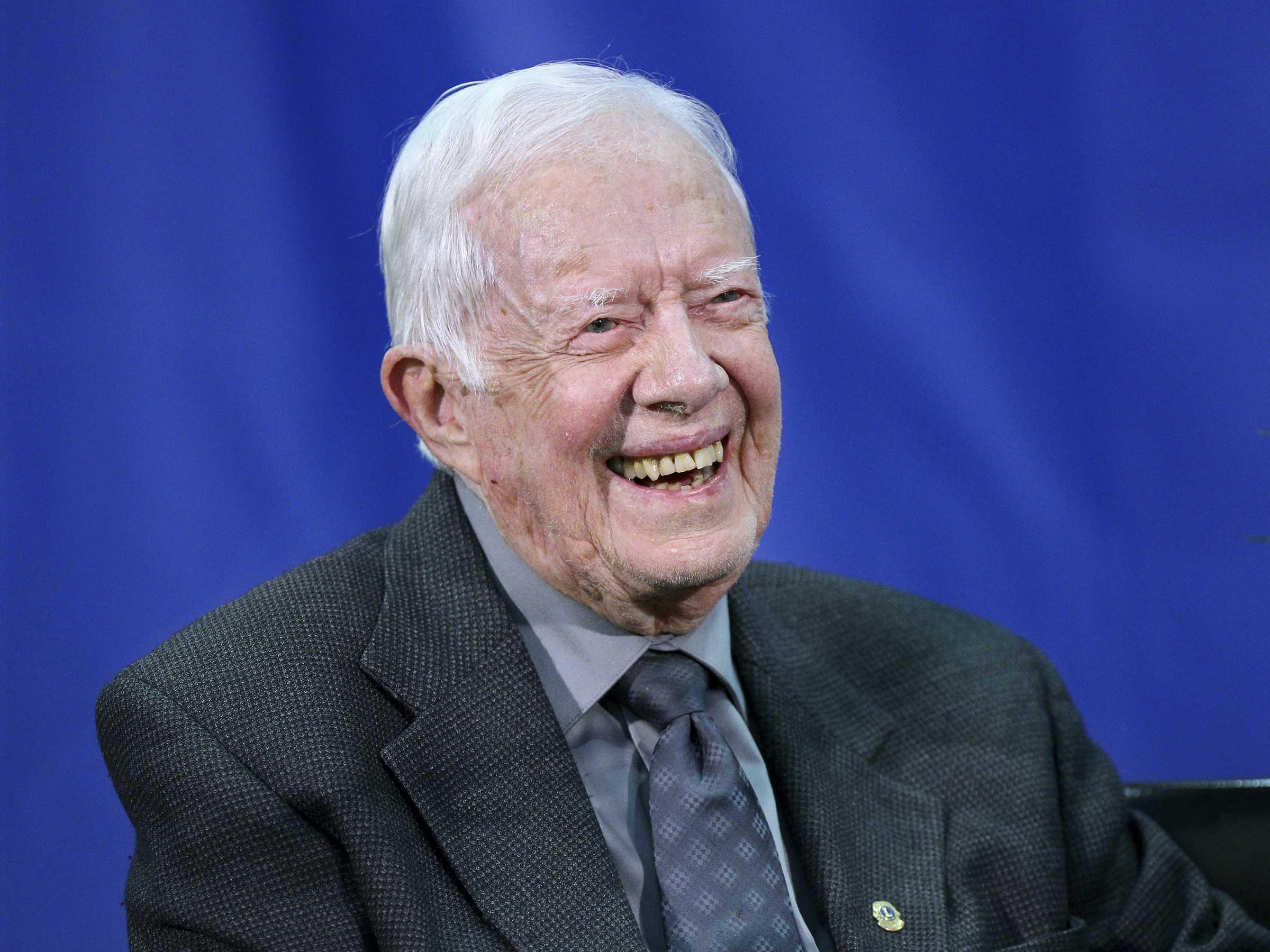 Jimmy Carter Finds a Renaissance in 2020 Democratic Scramble