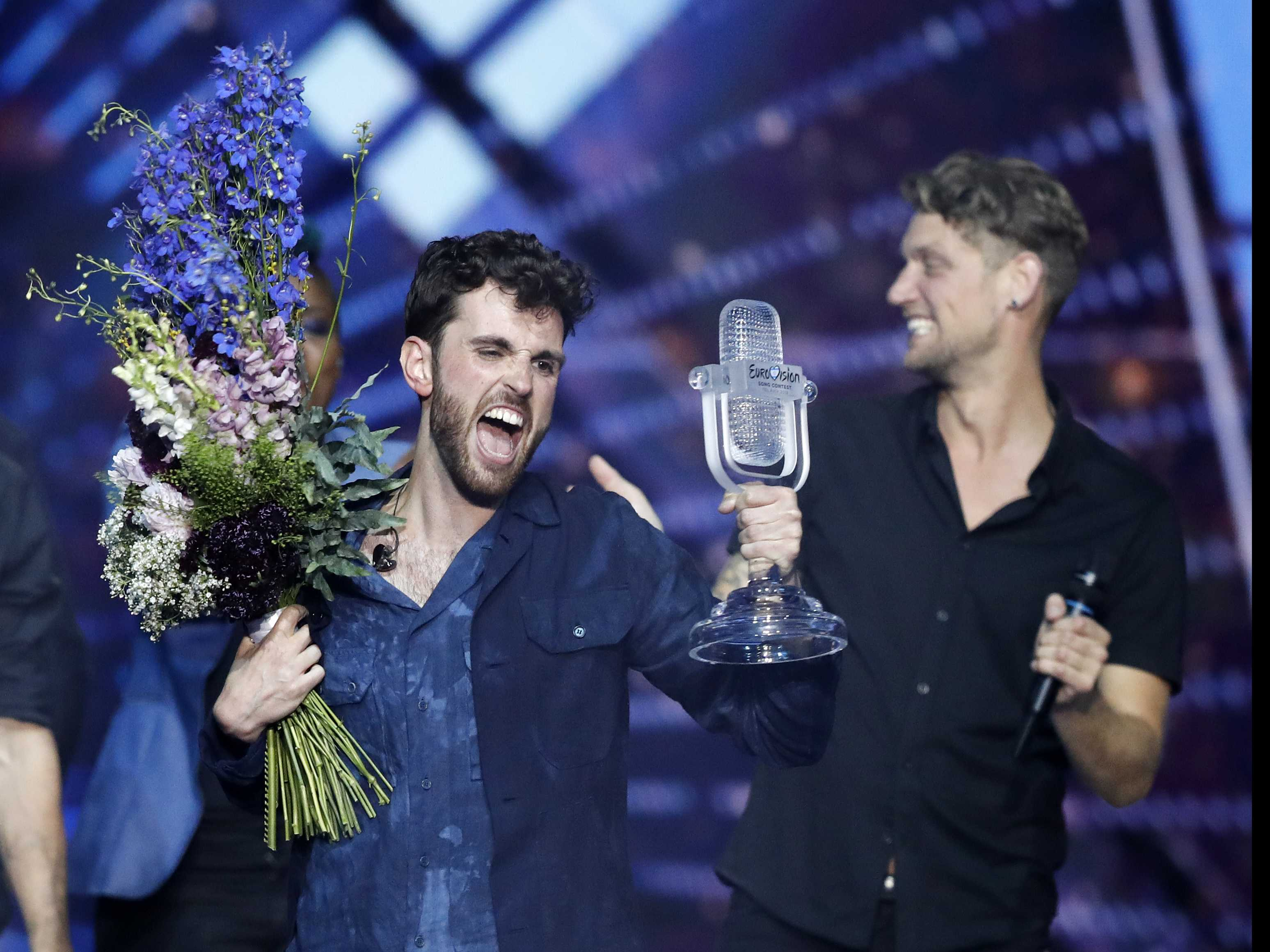 The Netherlands Wins Eurovision Song Contest in Tel Aviv