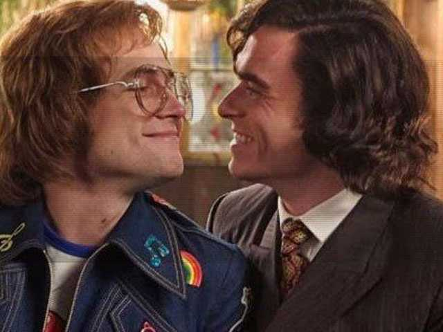How Steamy is the Sex Scene in Elton John Biopic 'Rocketman?'