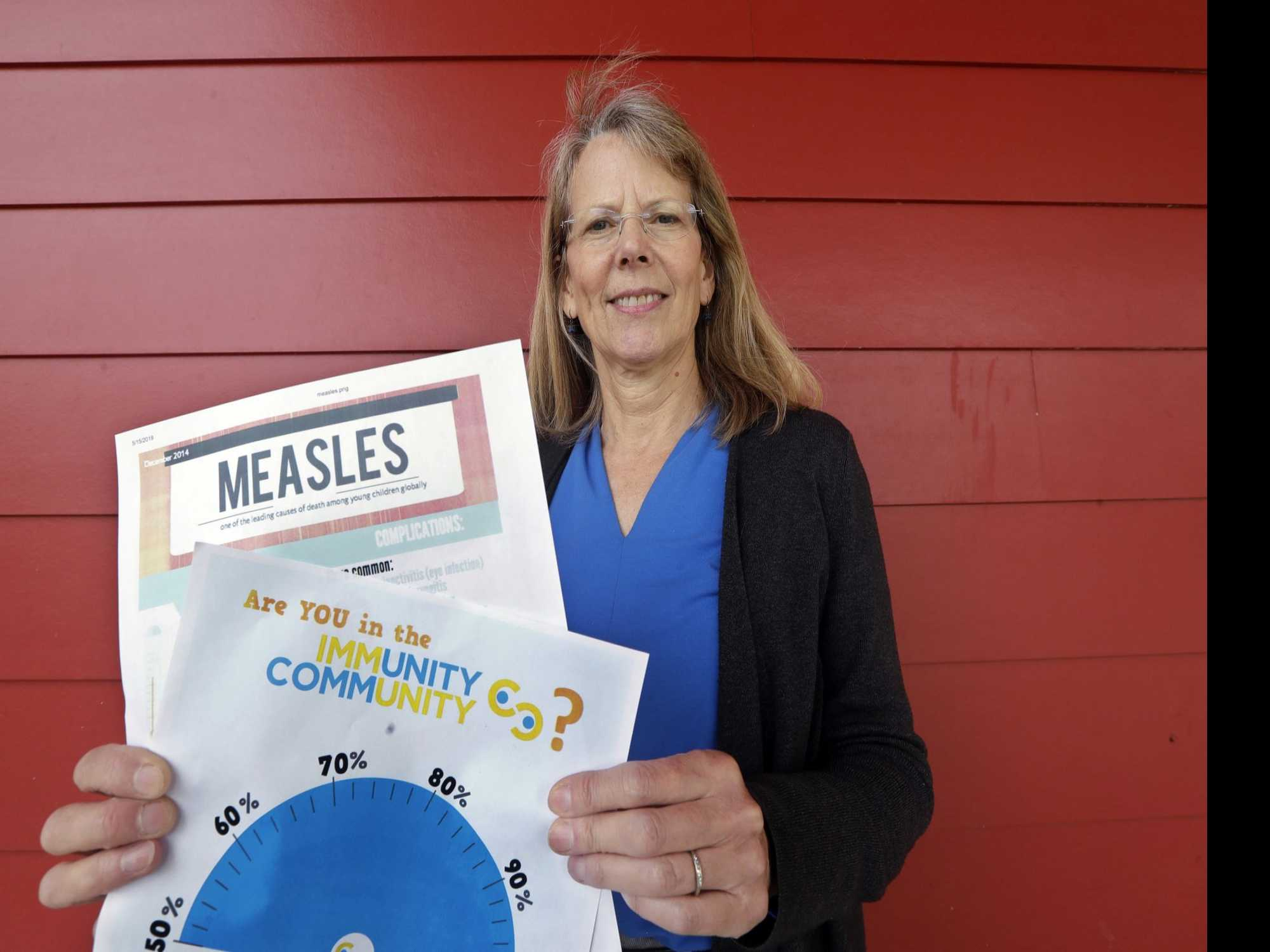 Vaccine Rates Rise on Long-Wary 'Hippie' Island Near Seattle