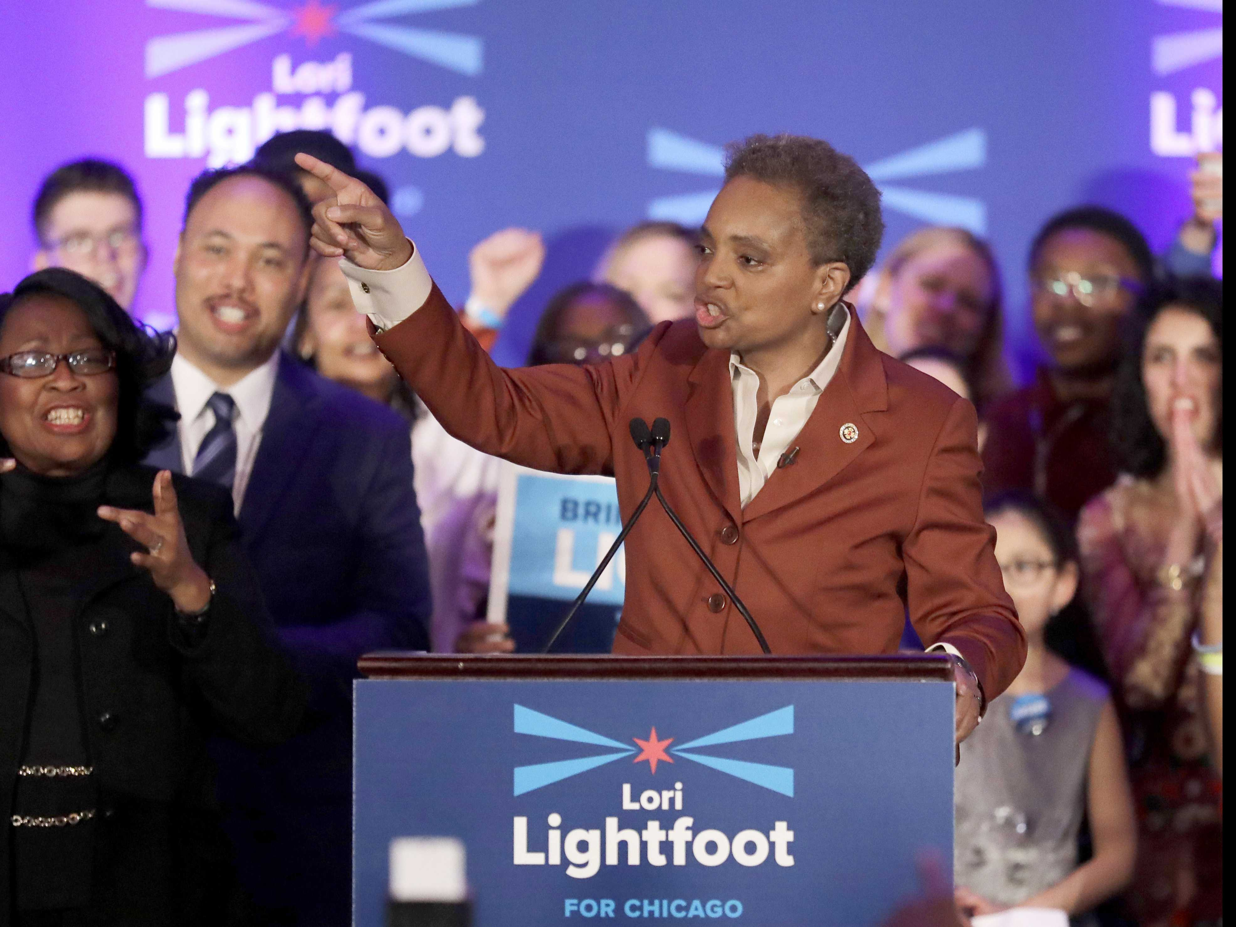 Incoming Chicago Mayor has Path to Historic Police Reforms