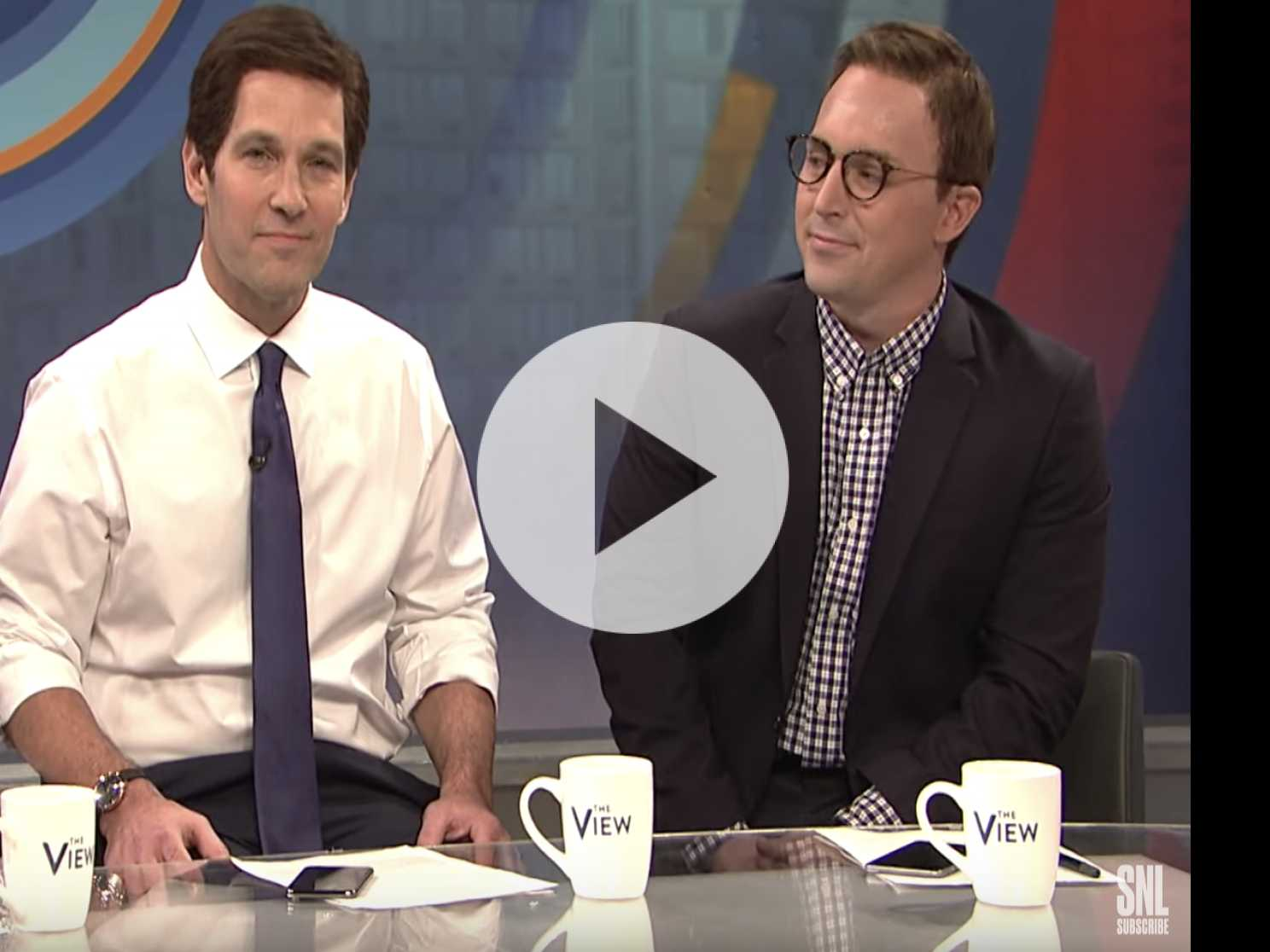 Watch: Paul Rudd Impersonates Buttigieg on 'SNL' as 'Boring Gay Man'