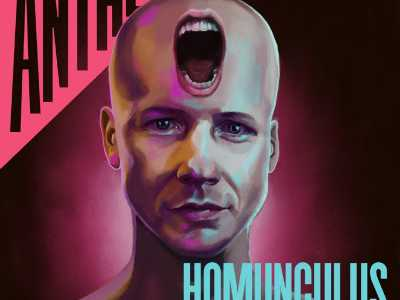 Ghostlight Records releases soundtrack for Anthology podcast, Anthem: Homunculus