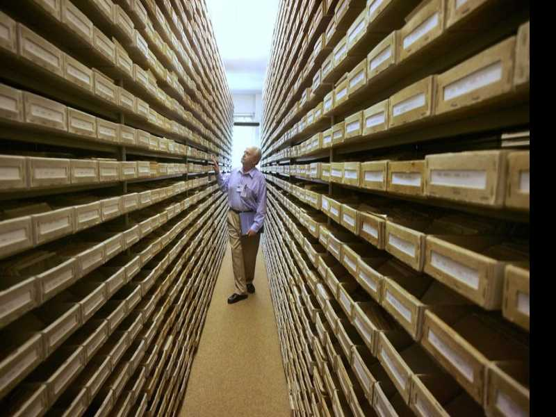 German Holocaust Archive Puts Millions of Documents Online