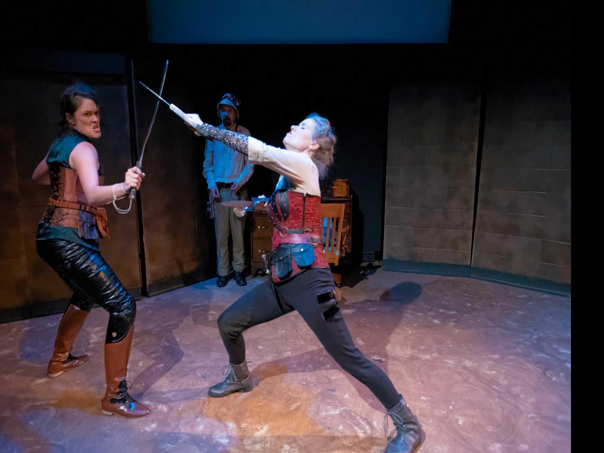 Review :: Shoggoths on the Veldt