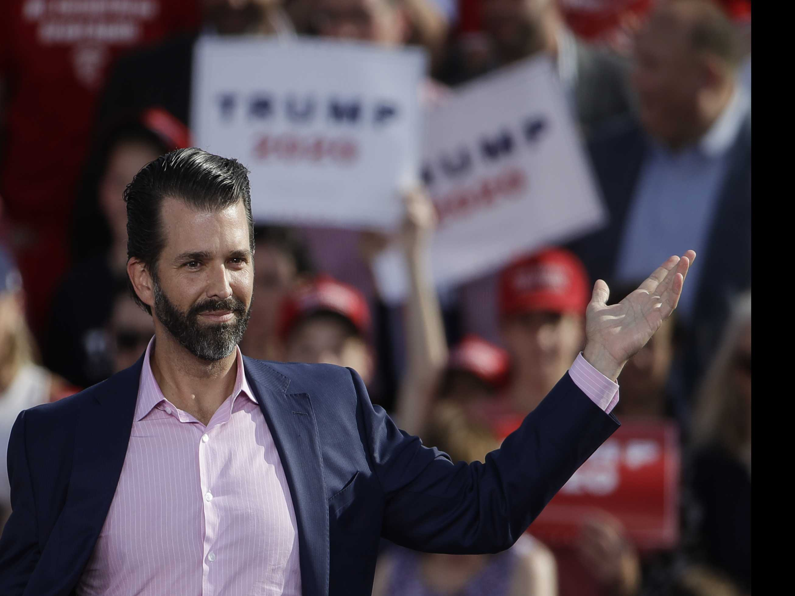 Donald Trump Jr. has Book Out Later this Year