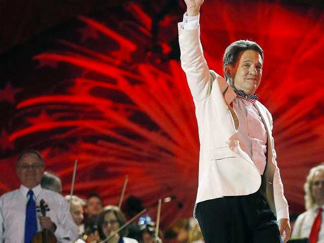 Celebrating 25 Years, Keith Lockhart on Headliners for Pops Fourth of July Spectacular
