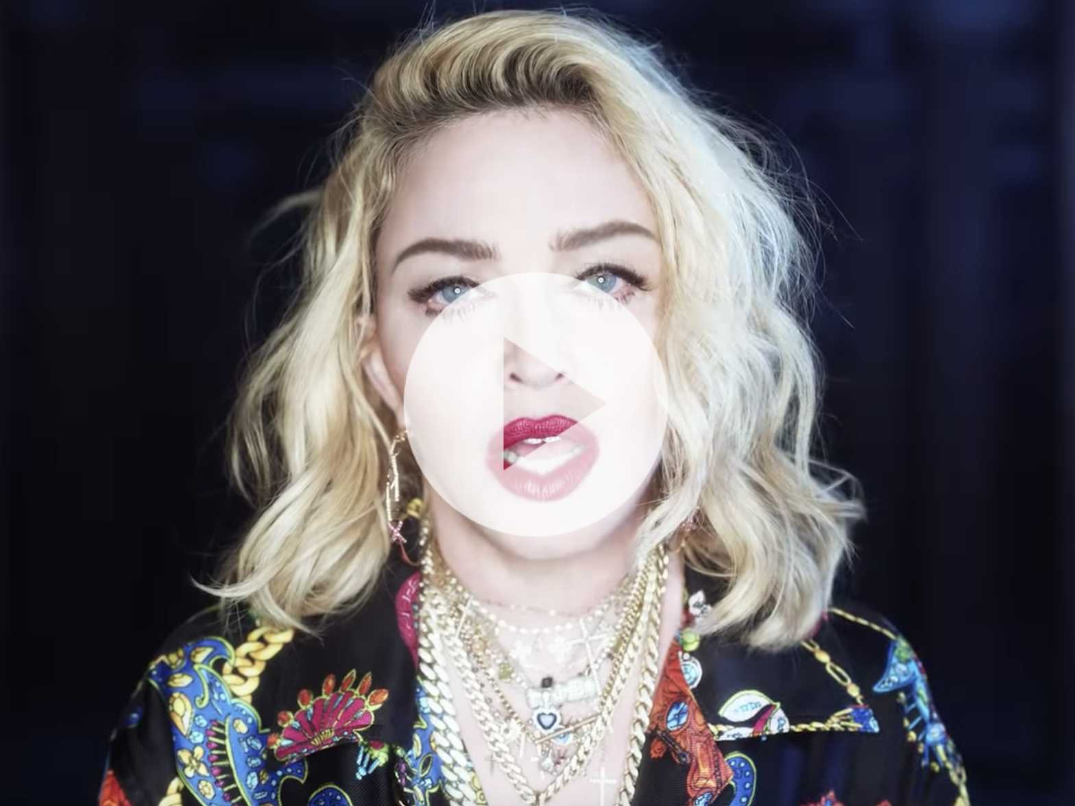 Watch: Madonna Releases Music Vid for New Song 'Crave' Featuring Swae Lee