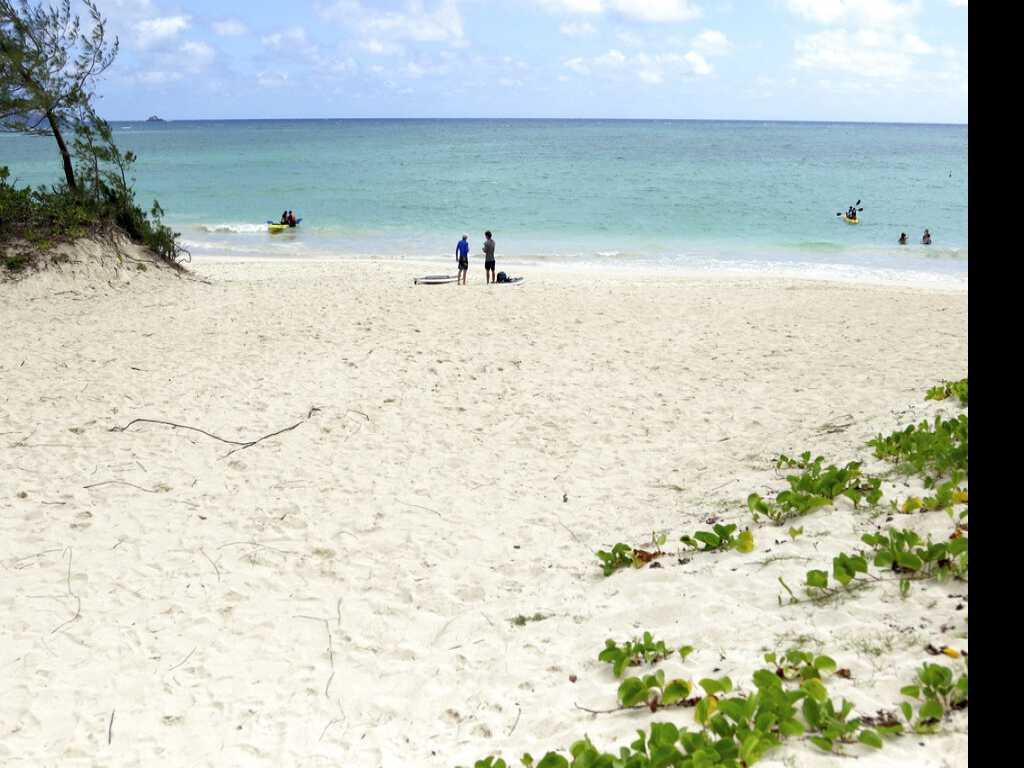 Oahu's Kailua Named Best Beach in America