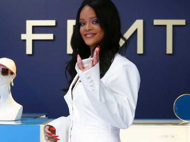 Making History: Rihanna Launches Fenty in Paris