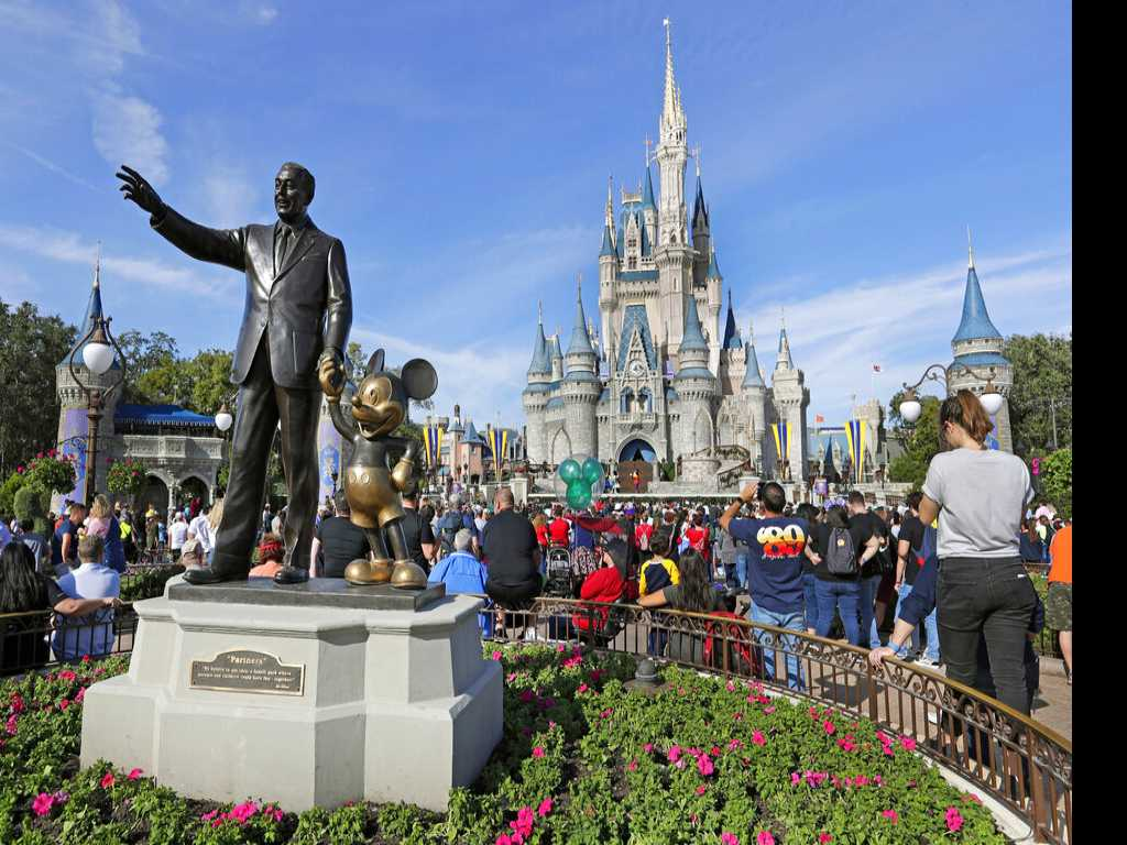 Theme Park Attendance Crosses Half-Billion Mark for First Time