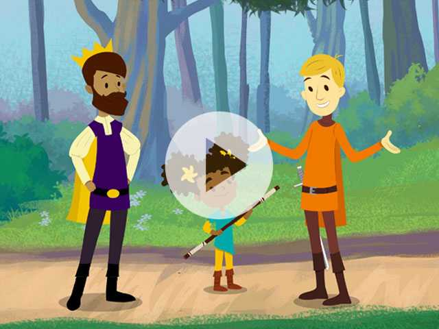 Watch: Hulu Release Trailer for Cartoon with Gay Dads, 'The Bravest Knight'