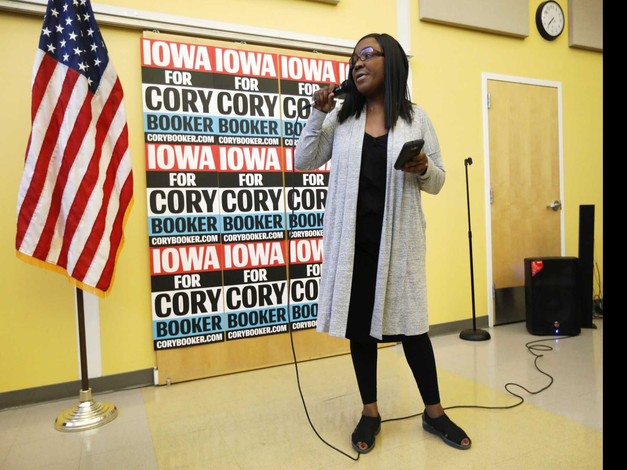 Black Dems in Vastly White Iowa Poised to Play 2020 Role