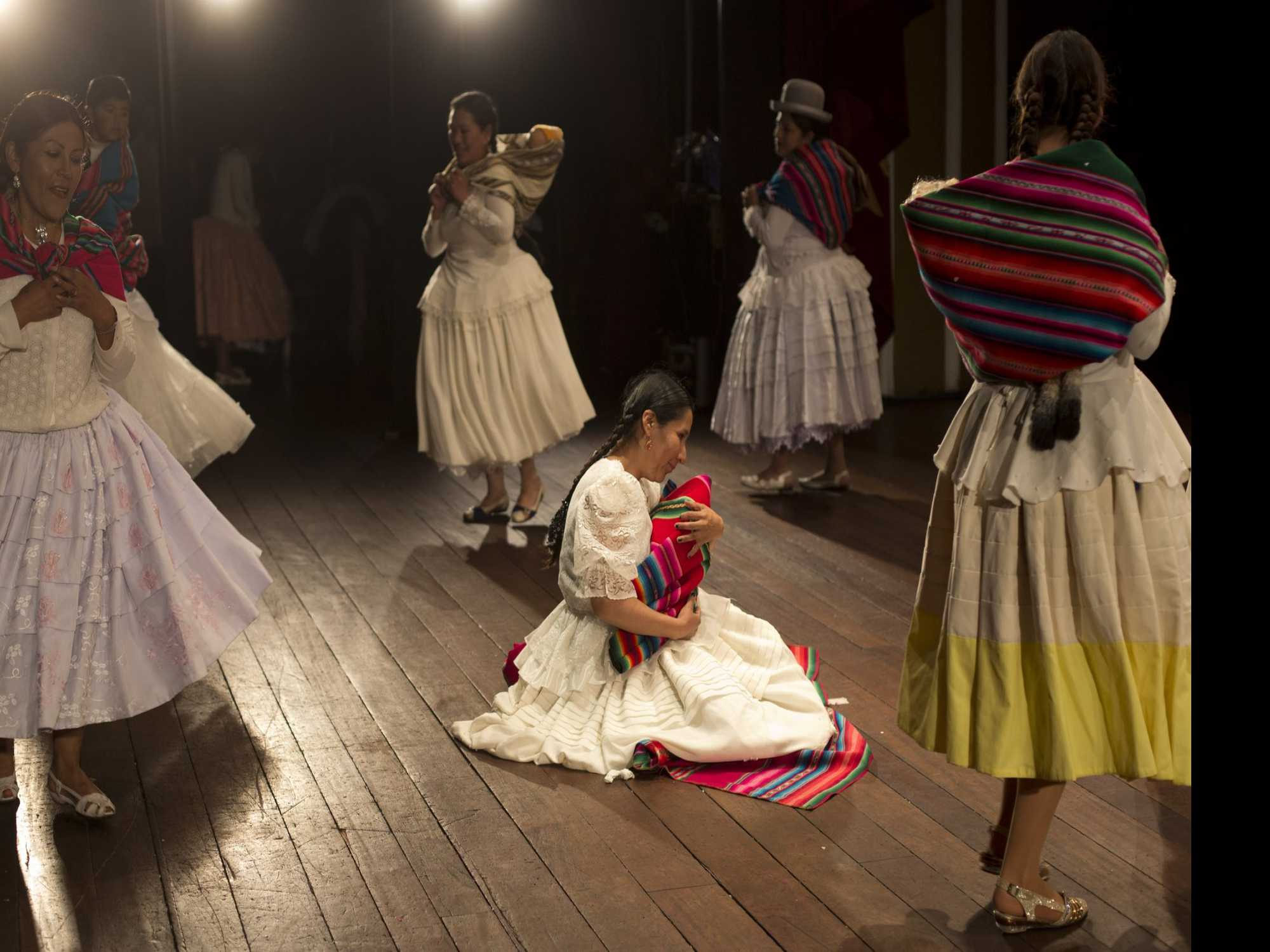 Bolivian Women Fight Gender-Based Violence Through Theater