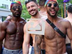 Boston Pride Block Party ::  June 9, 2019