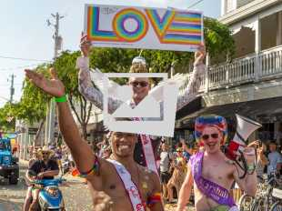 Key West Pride Parade :: June 9, 2019
