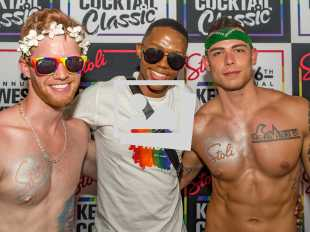 Key West Pride Stoli Kickoff Party and Nighttime Club Parties