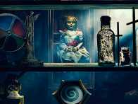 Review :: Annabelle Comes Home