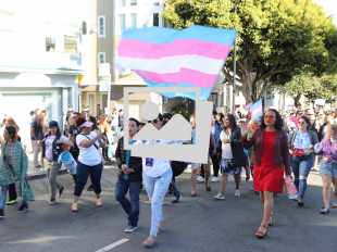 San Francisco Trans Rally And March :: June 28, 2019