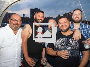 NYC Bear Ahoy Pride Cruise :: June, 28, 2019