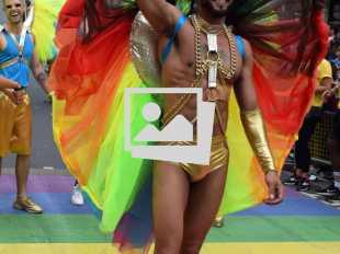 London Pride, London, England :: July 6, 2019