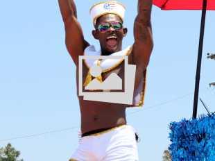 San Diego Pride Parade :: July 13, 3019
