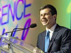 Hollywood Celebrities Open Wallets to Buttigieg's Campaign