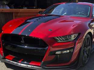 Ford Shows Most Powerful Street-Legal Mustang with 760 HP