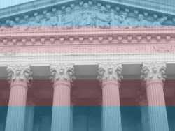Supreme Court Notebook: Gender Pronouns Part of LGBT Fight