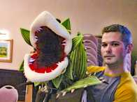She's a Man Eater! :: Cameron McEachern on Building Ravenous Plant Puppets for 'Little Shop of Horrors'