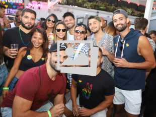 Jersey City Pride Rooftop Party @ Club Six26 :: August 24, 2019