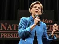 Elizabeth Warren Speaks on LGBTQ+ Rights with Presence at RuPaul's Drag Con