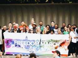 Pulse Survivors Host Freedom March for 'Overcomers' of Homosexuality