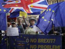 """EU Chief: The Risk of A No-Deal Brexit """"Remains Very Real"""""""