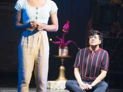 Mj Rodriguez Plays a Street Smart Audrey in Pasadena Playhouse's 'Little Shop'