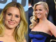 Reese Witherspoon and Kristin Bell Draw Criticism for Support of Ellen/Bush Friendship