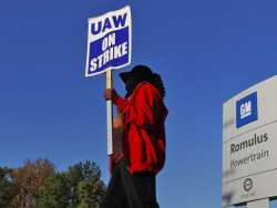 Wages, Pensions, Plant Investments Still Issues in GM Strike