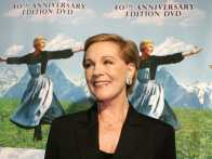 AP Exclusive: Julie Andrews Reflects on Her Hollywood Years