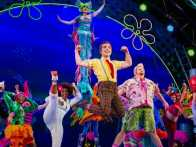 Review :: National Tour of 'The SpongeBob Musical' Will Make You Smile