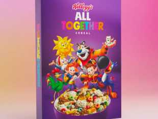 Kellogg's Introduces New Cereal Team-Up to Fight Bullying