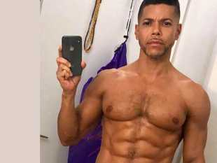 PopUps: Let Wilson Cruz's Sexy Workout Pic Motivate Your Day
