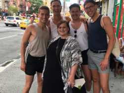 How the 'God Warrior' Ended Up in NYC's Gay Pride Parade