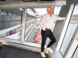 Virgin Voyages Launches Inaugural Cruise Ship