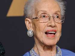 Pioneering Black NASA Mathematician Katherine Johnson Dies