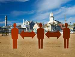 Ptown Select Board Member Ignites Controversy with Viral Post