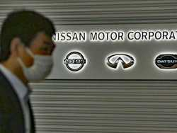 Nissan Officials Face Angry Shareholders on Red Ink, Scandal