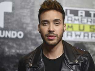 AP Exclusive: Prince Royce Gets a Wake-Up Call with COVID-19