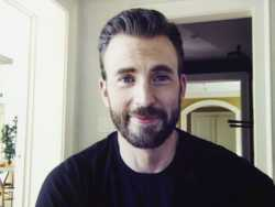 Chris Evans Finally Responds to Explicit Pic He Leaked with Poignant Message