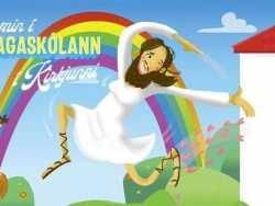 Jesus Gets Queer-Eyed in Icelandic Church Facebook Ad